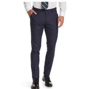 Brooksfield Slim Fit Fancy Trousers